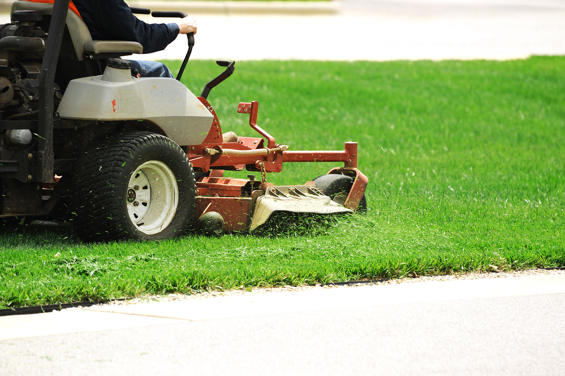 So Much More Than Your Average Lawn Mowing Service